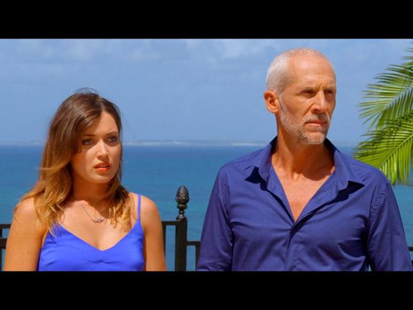 John et Fanny découvrent que Christian et Laly sont à Love Island