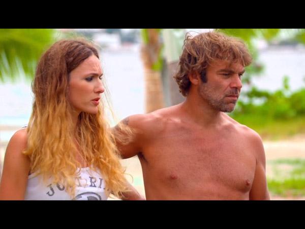 Pour Valentina tout est bon pour se rapprocher de son Nicolas