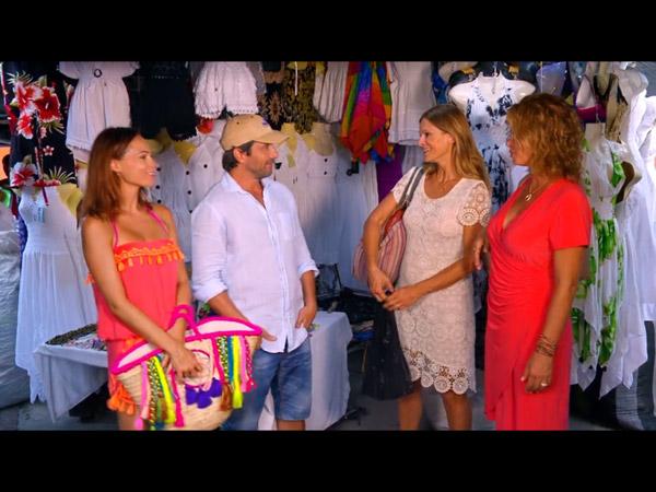 Le marché de Love Island : on y parle de Ricky !!