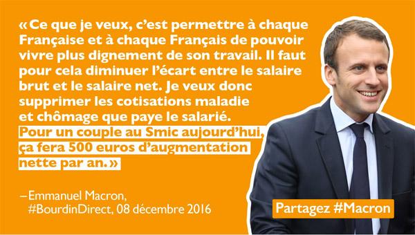 Après Bourdin Direct, Emmanuel Macron est sur TF1 dans Vie Politique / Capture écran @EmmanuelMacron