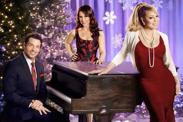 La Melodie De Noel Avis La mélodie de noël (TF1) le 18/12 avec Mariah Carey et Lacey