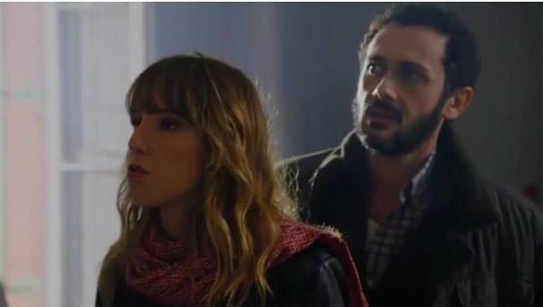 Francesco et Barbara pris au piège