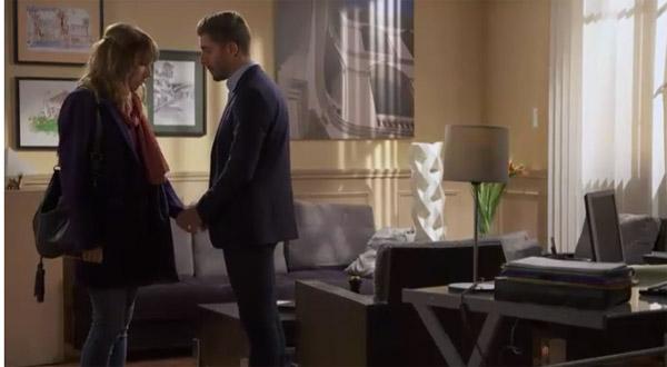 Abdel veut aider Barbara son ex