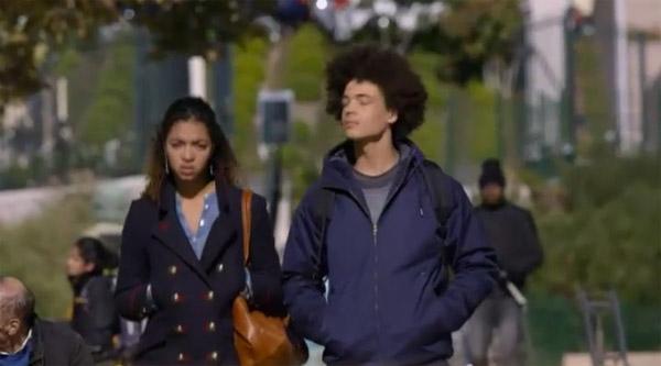 Baptiste et Thérèse se soutiennent face à leurs chagrins d'amour : Cesar et Emma