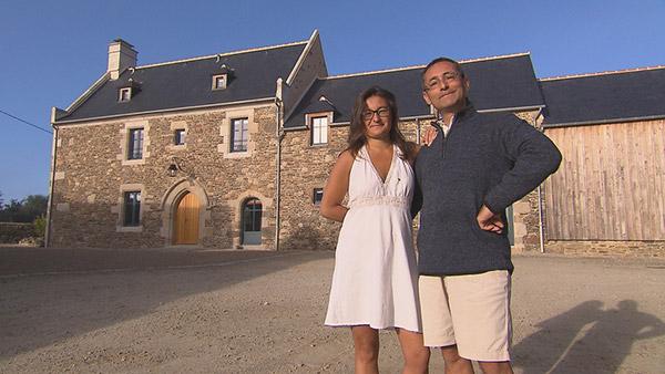 Avis  maison d'hôtes de Victoria et Guy dans Bienvenue chez nous votre avis /Crédit photo TF1