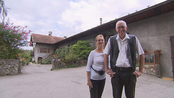 Avis sur les chambres d'hôtes Viviane et Patrick Bienvenue chez nous avec cabane, tonneau et yourte / Crédit photo TF1