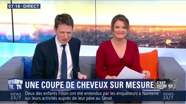 Christophe delay absent premiere edition bfmtv il revient quand - Pascal de la tour du pin ...