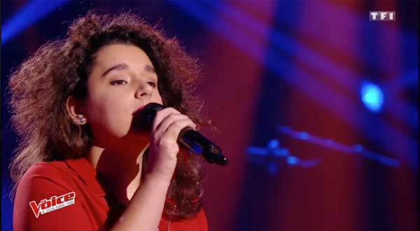 agathe denoirjean the voice 2017   elle chante je suis m