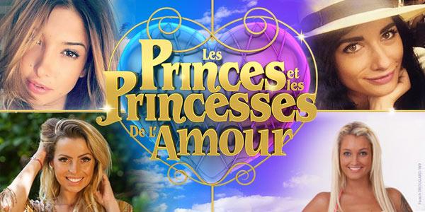 Les princes et les princesses de l'amour – Episode 3 du 6 Décembre 2017