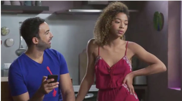 Eve porte plainte pour agression et michael en gav plus belle la vie 24 07 2017 - Eve de plus belle la vie ...