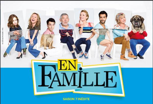 En Famille Saison 7 Ete 2018 Sur M6 Audience Au Top Pour Les Inedits A 20h25 Actualite Tv Nouveautes Tele Com