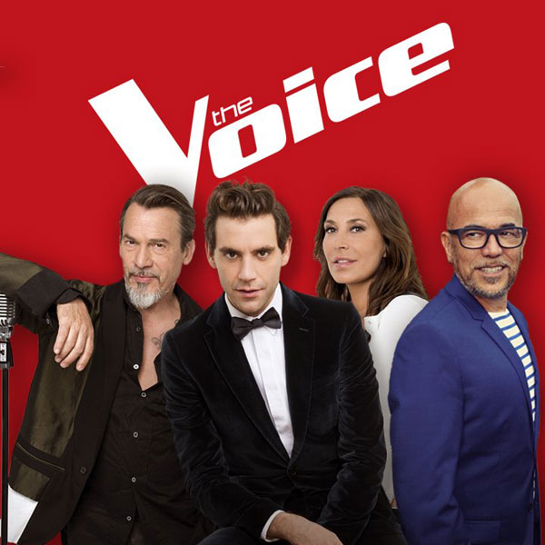 the voice s7 maelle est la voix luckyguy est le coach hfr tv radio discussions forum. Black Bedroom Furniture Sets. Home Design Ideas