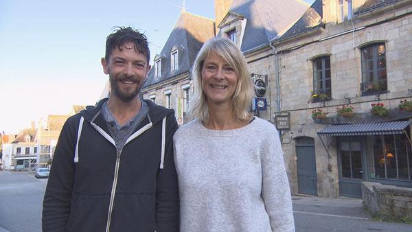 La Maison Dhotes De Claire Et Ash En Bretagne Dans Bienvenue Chez Nous Du  Fevrier  Que Pensez Vous Des Chambres Dhotes Des Candidats