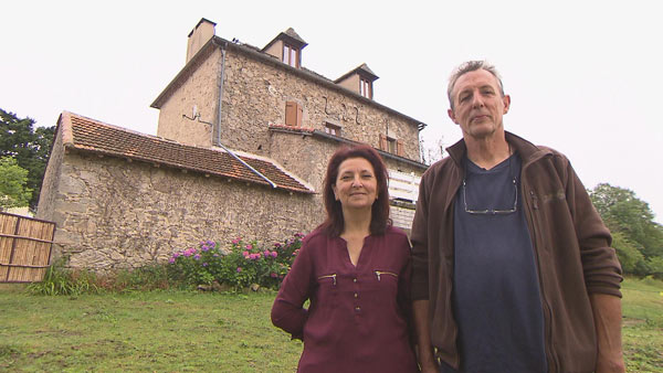 Avis nora et philippe de bienvenue chez nous en aveyron tf1 - Chambre d hote hautes pyrenees bienvenue chez nous ...