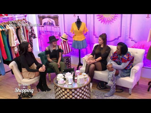 Les boutiques des Reines du shopping — Le shopping de Gaëlle