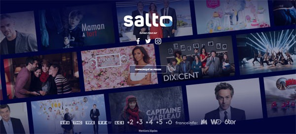 salto nouvelle plateforme tv avec direct replay svod tf1 m6 et france tv. Black Bedroom Furniture Sets. Home Design Ideas