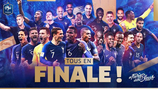 Avis et r actions les bleus en finale coupe du monde 2018 20 ans apr s - Le plus beau coup franc du monde ...