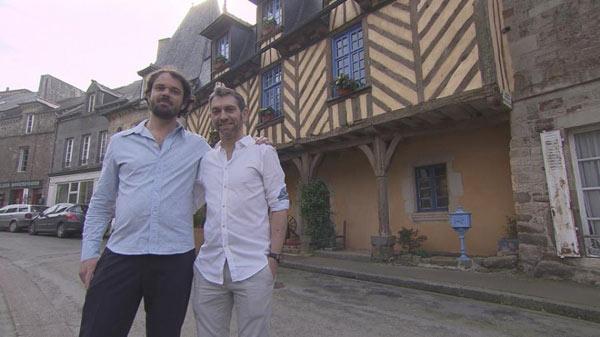 St phane et patrick bretagne dans bienvenue chez nous - Chambre d hote dans l oise bienvenue chez nous ...