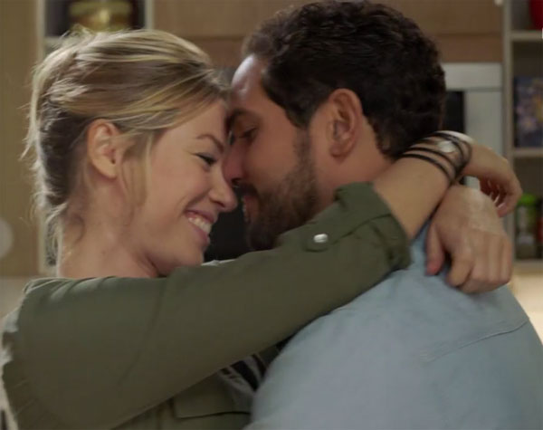Karim et Anna l'amour fou
