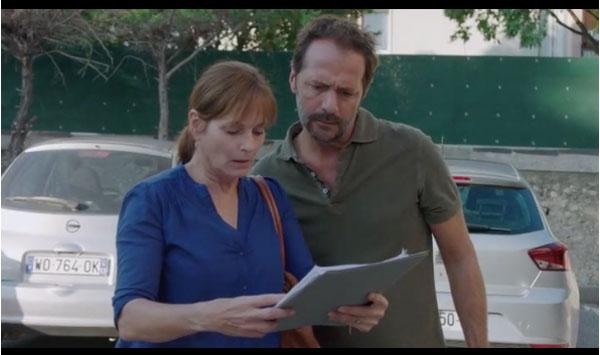 Franck et Blanche