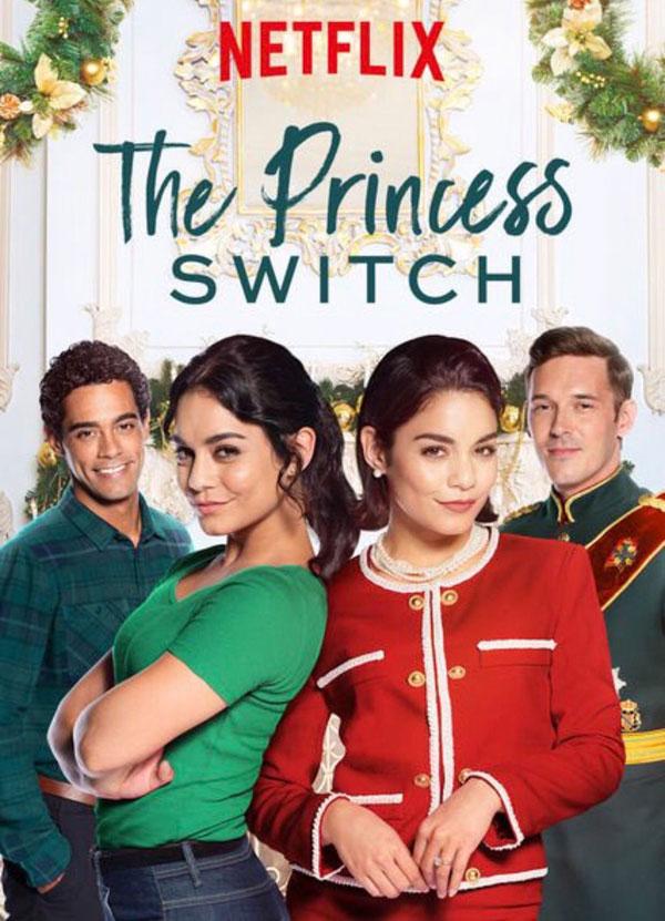 Princesas Shecvla Qartulad / პრინცესას შეცვლა (ქართულად) / The Princess Switch