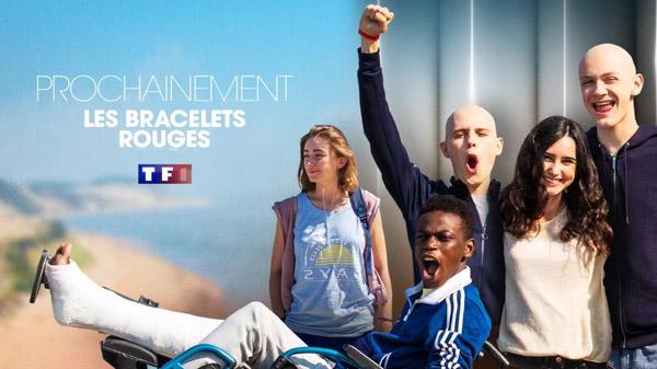 Les bracelets rouges saison 2 sur TF1 en date diffusion dès le lundi 11  mars 2019  la série médicale avec des adolescents revient pour de nouveaux  inédits