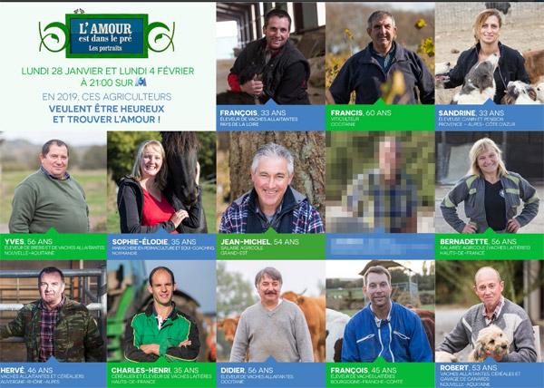 Forum Lamour Est Dans Le Pré 2019 M6 Vos Avis Sur Les