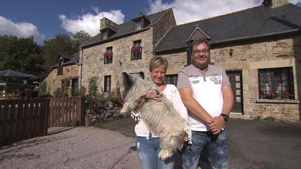 Ania et Ludovic de Bienvenue chez nous