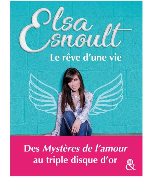 Livre d'Elsa Esnoult
