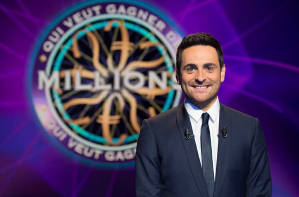 Camille Combal TF1