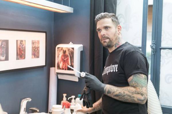 Extreme Tattoo