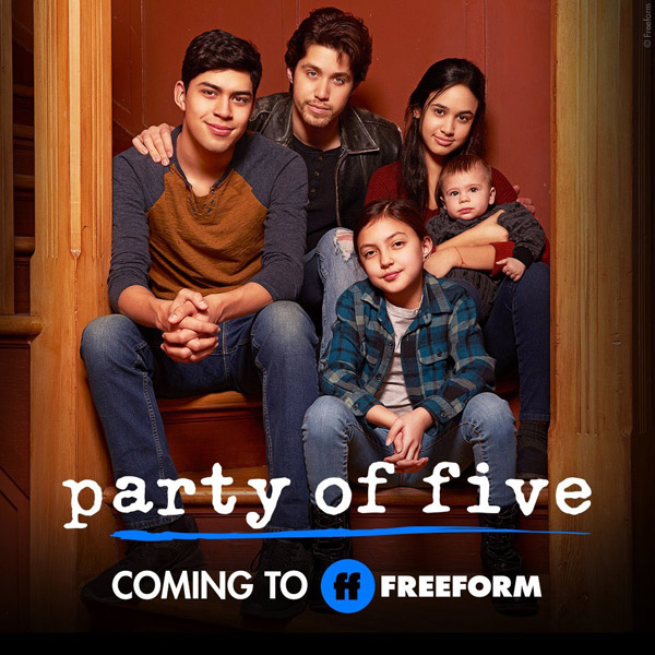 série party of five 2019