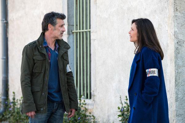 Paul et Léa de la série Tandem