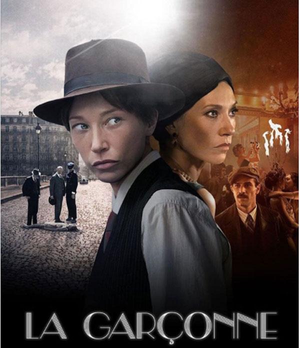 La garçonne de France 2