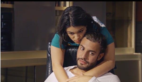 Abdel et Alison Plus belle la vie