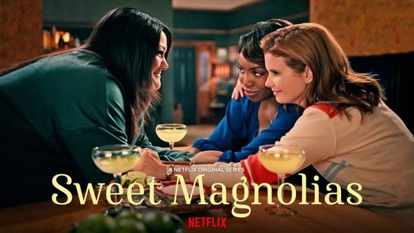 A l'ombre des magnolias  Netflix