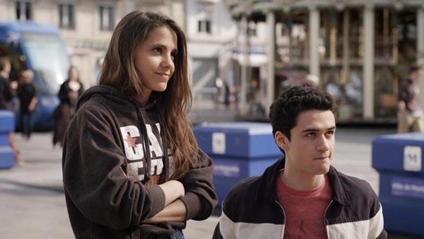 Lea et Antonin