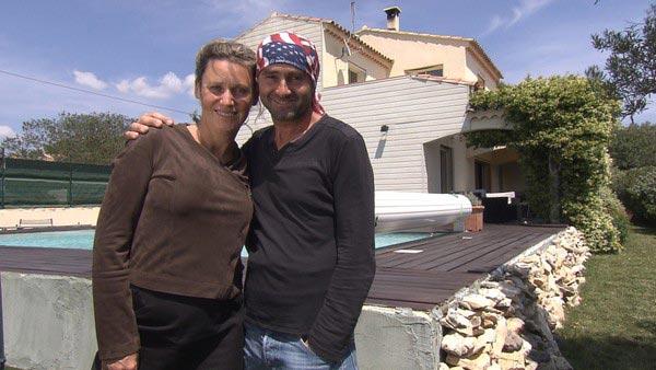 Sylvie et Jean Pierre