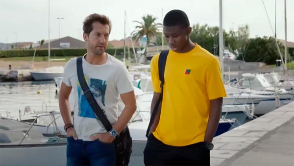 Souleymane et Antoine DNA
