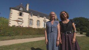 Marie-Laure et Sylvaine