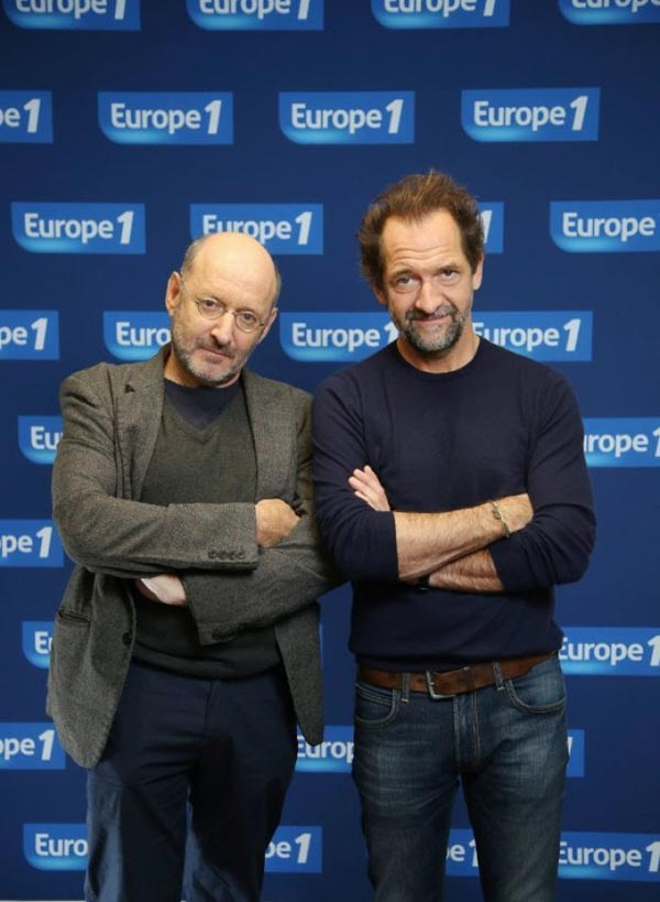 Les radoteurs europe 1