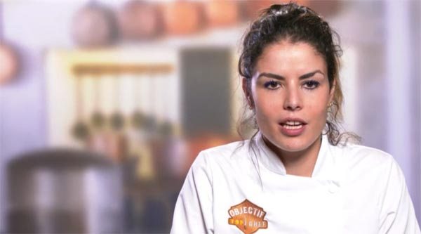 Claire Objectif top chef