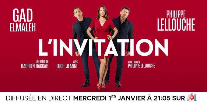 L'invitation M6