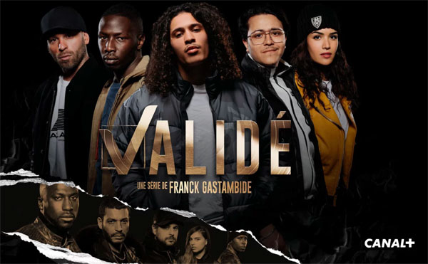 Valide canal plus poster