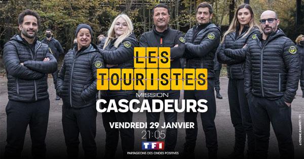 Les touristes TF1