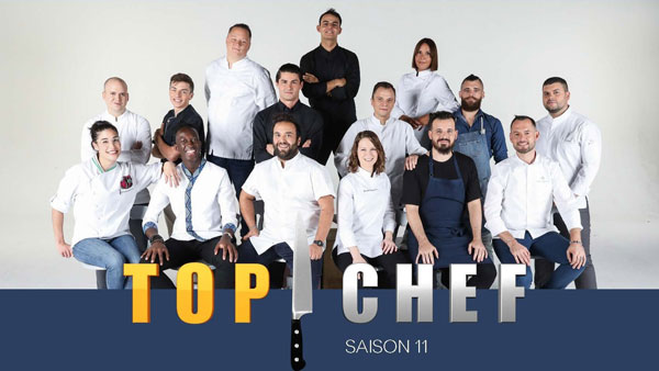 Candidats top chef