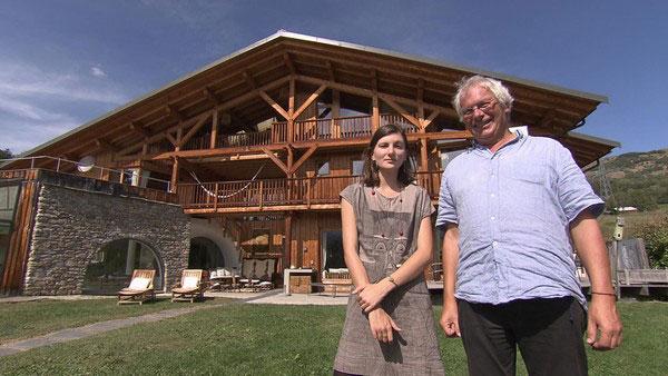 Florene et Didier Bienvenue en famille