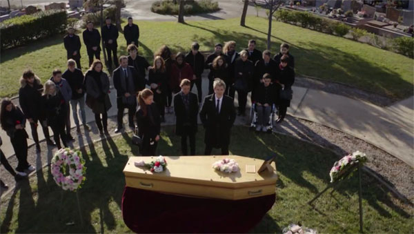 funérailles lea un si grand soleil