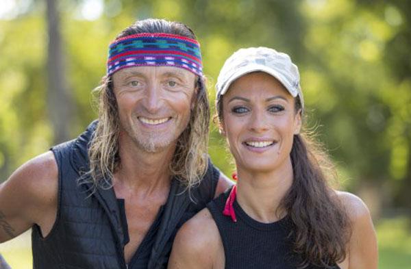 Fabrice et Ingrid de pékin express