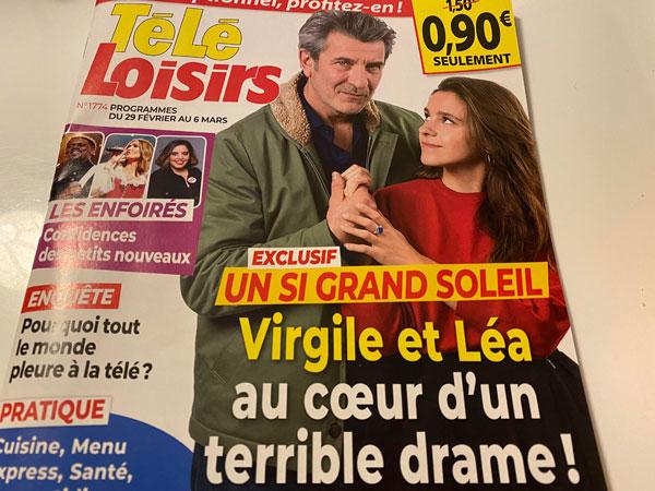Virgile et Lea